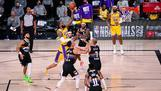 Los Angeles Lakers NBA finaline yükseldi