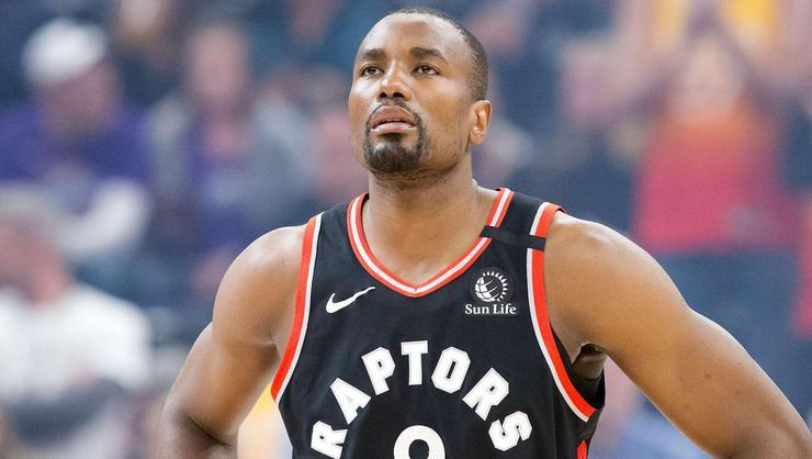 Serge Ibaka, Los Angeles Clippers'ta