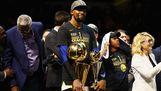 Kevin Durant'e Golden State Warriors'tan yıllık 40 milyon Dolar