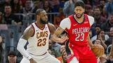 Anthony Davis, LeBron James'in menajeri ile anlaşabilir