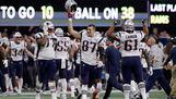 NFL Super Bowl LIII | New England Patriots - Los Angeles Rams maç sonucu: 13-3