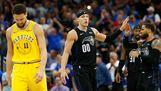 Lider Warriors, Magic'e kaybetti