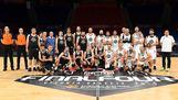 Final Four'da EuroLeague adidas Media Game oynandı