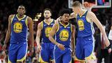 Golden State Warriors, konferans finalinde 3-0 önde