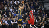 Toronto Raptors - Golden State Warriors NBA Finali başlıyor