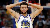 Golden State Warriors'ta Stephen Curry şoku