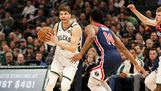 Milwaukee Bucks'tan, Wizards'a 20 sayı fark
