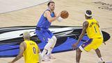 Dallas, Lakers'ı Doncic ile devirdi