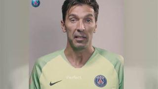 PSG, Buffon transferini bu video ile duyurdu