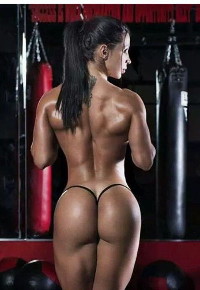 Fitness Model Julia Gilas Is Hot And Sweaty Mess Thi Xnxxx 1