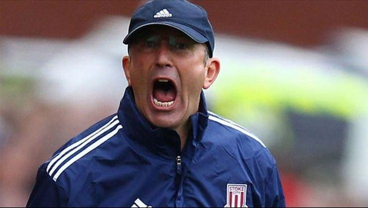 Tony Pulis Newcastle United'ı reddetti