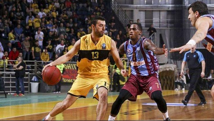 Aris 78-70 Trabzonspor Medical Park