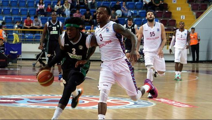 Trabzonspor Medical Park 78-71 Darüşşafaka