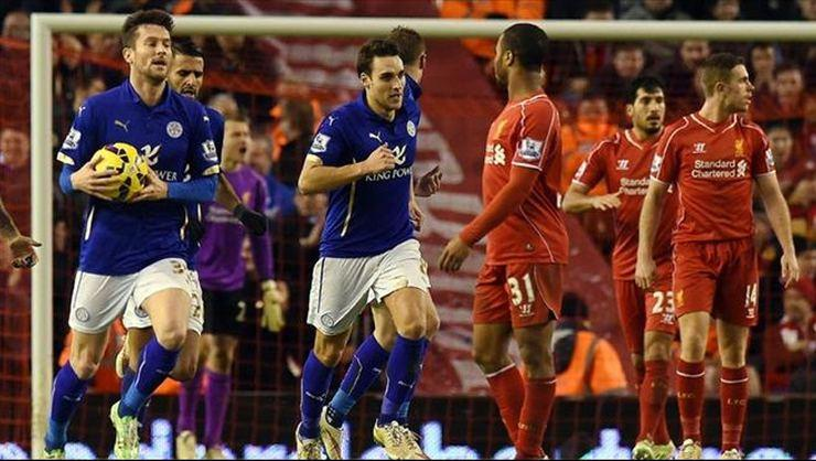Liverpool 2-2 Leicester City