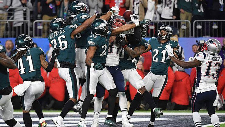 52. NFL Super Bowl'un galibi Philadelphia Eagles oldu: 41-33