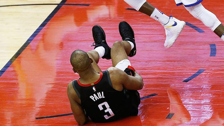 Houston Rockets'a Chris Paul'den kötü haber
