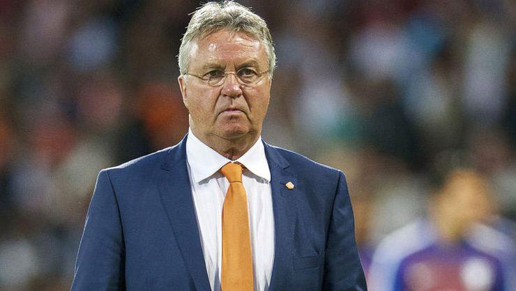 Hiddink'in yeni adresi Çin