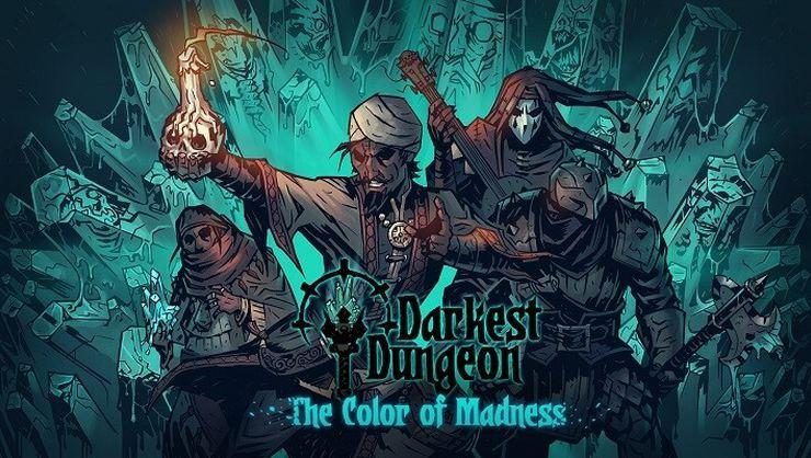 Darkest Dungeon: The Color of Madness konsollara geliyor