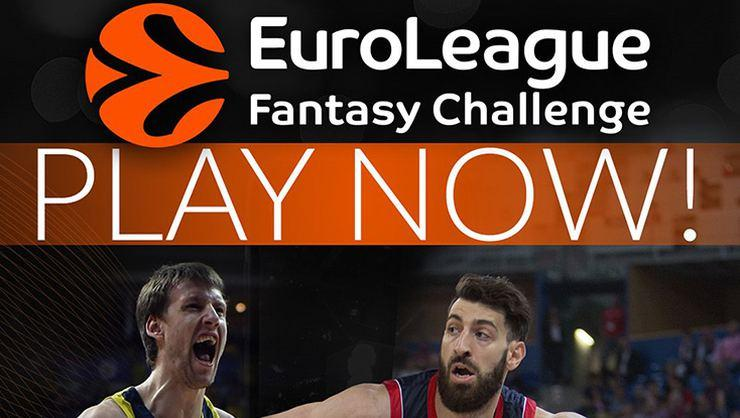 EuroLeague Fantasy Challenge, basketbolseverleri Final Four'a davet ediyor!