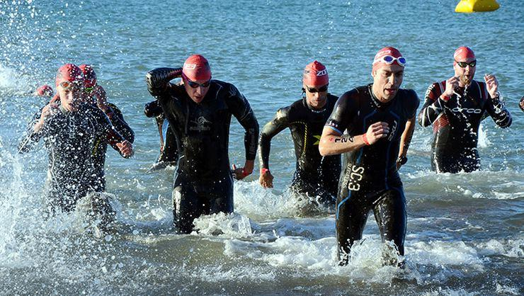 Ironman 70.3 Turkey start aldı