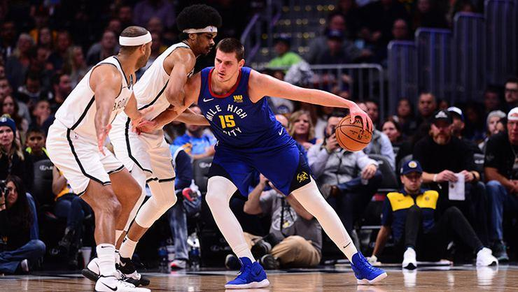 Jokic'in performansı Nuggets'a yetmedi