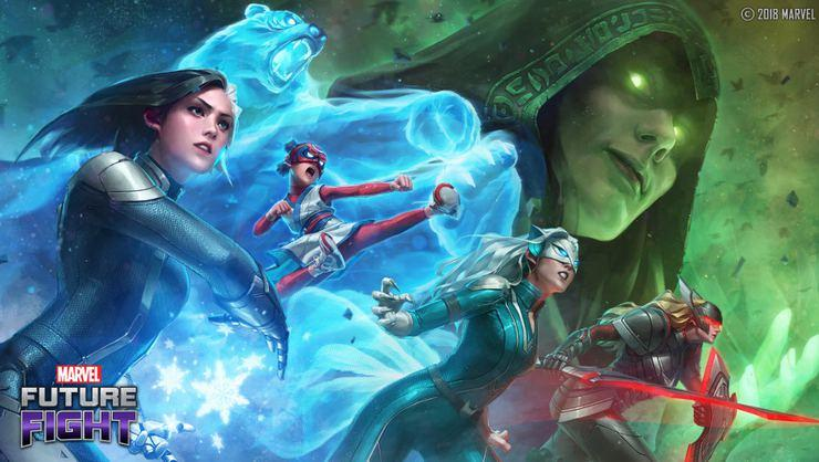 MARVEL Future Fight'a 3 yeni karakter