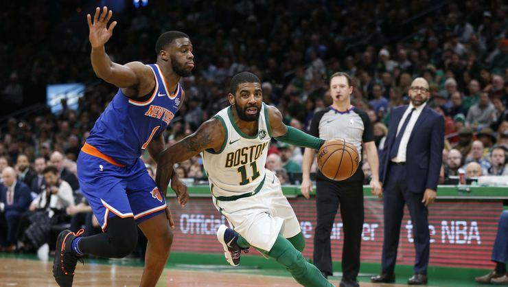 Boston Celtics New York Knicks'i farkı geçti