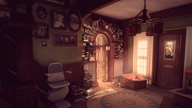 What Remains of Edith Finch isimli oyun bedava oldu