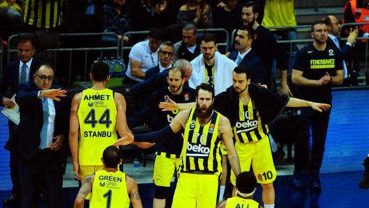 THY Euroleague'de favori Kanarya