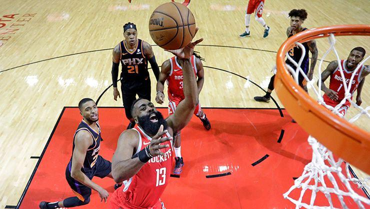 James Harden triple-double'ı kaçırdı