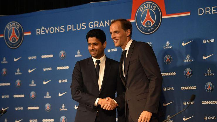 Paris Saint Germain, 'Thomas Tuchel ile devam' dedi!