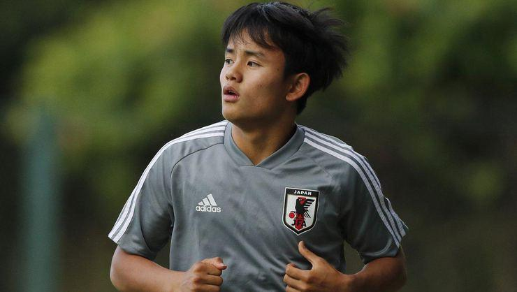 'Japon Messi' Takefusa Kubo, Real Madrid'e transfer oldu!