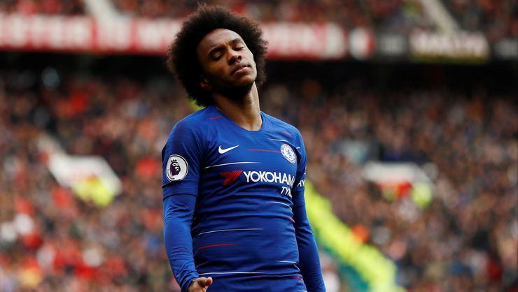 Chelsea'de Willian serveti reddetti!