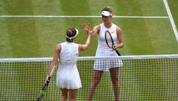 Wimbledon'da finalin adı Williams-Halep