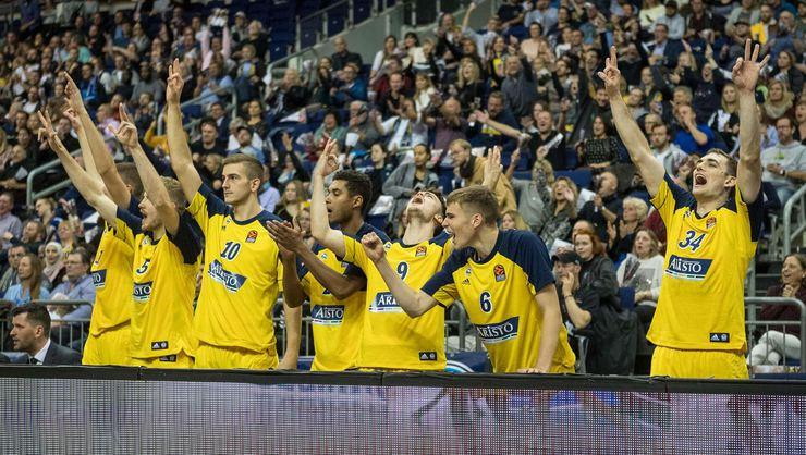 ALBA Berlin, EuroLeague'e rekorlarla döndü