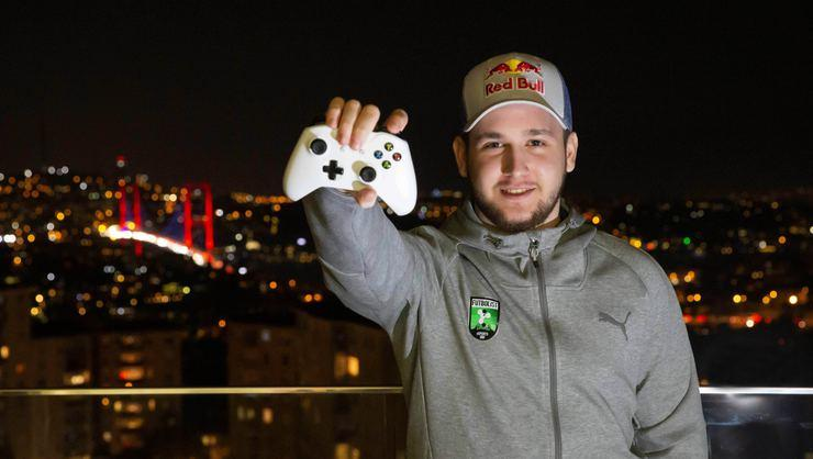 Red Bull Gaming Ground HOME başlıyor