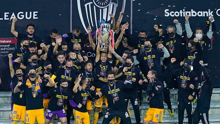 CONCACAF'ta zafer  Los Angeles FC'yi yenen Tigres'in
