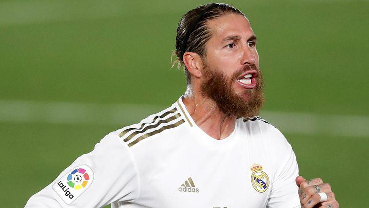 Real Madrid'de Sergio Ramos depremi